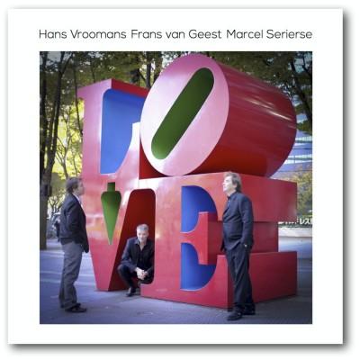 CD L.O.V.E. Hans Vroomans