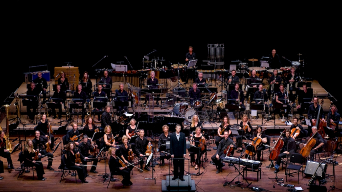 The Metropole Orchestra!